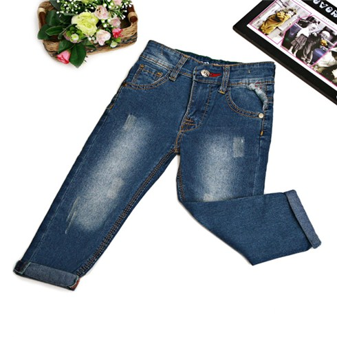 Quần jeans dài cho bé trai từ 9 đến 16 tuổi