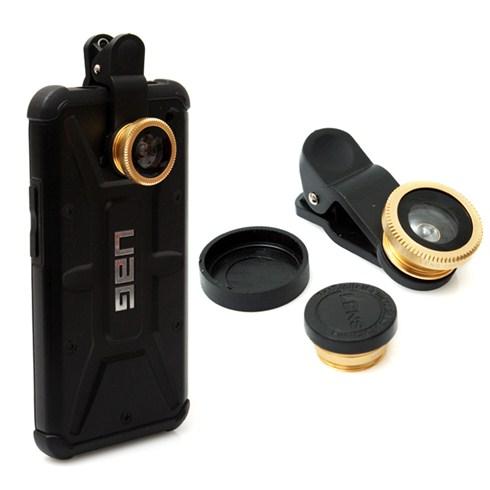 Bộ Lens chụp ảnh đa năng cho các loại điện thoại