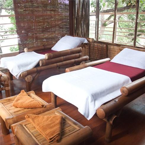 Foot massage + Massage body tinh dầu (60 phút) - Mộc Nguyên Spa
