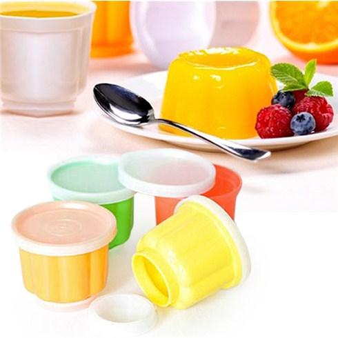 Bộ 6 khuôn làm rau câu an toàn sức khỏe - chính hãng Tashuan