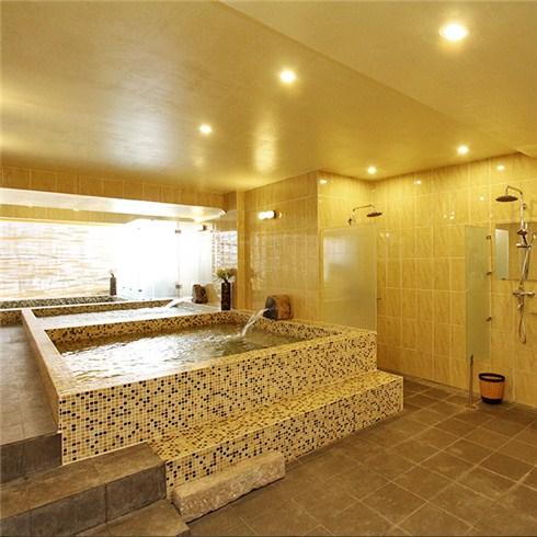 Tắm kiểu Nhật, sauna, foot massage, trà - TempleLeaf Spa & Sauna
