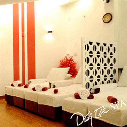 Massage body tinh dầu và chăm sóc da mặt 90 phút - spa Dáng Tiên