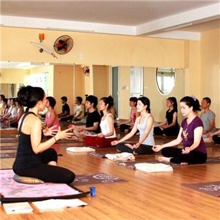 Cùng Mua - Khoa hoc Yoga 1 thang (12 buoi) tai Yoga Sculpt n Shape