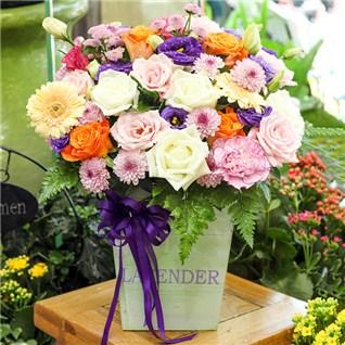 Cùng Mua - Chon 1 trong 10 chu de cam hoa nghe thuat - Shop Lavender