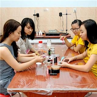 Cùng Mua - Khoa hoc lam kem duong da/xa phong banh hanmade - Beauty Natural