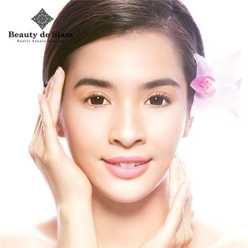 Dịch vụ hút chì giải độc tố, trắng sáng da mặt tại Beauty De Siam
