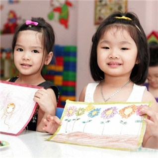 Cùng Mua - Lop Qua Tang Cuoc Song tai Anh ngu Popodoo Thuy Khue (4 buoi)