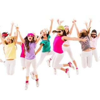 Cùng Mua - Khoa hoc Ballet, Hiphop, Aerobic 24 buoi cho be - Fit & Fun Club