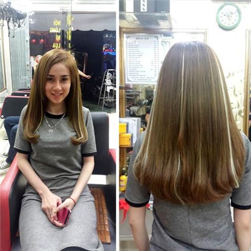 Nối tóc 60cm bằng sợi siêu nhẹ (BH 6 tháng) - Ngọc Thúy