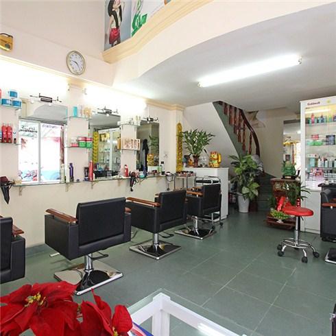 Làm tóc trọn gói bằng sản phẩm L'Oreal – Salon Đoàn