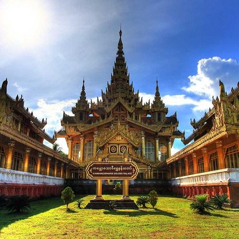 Tour Myanmar - Yangon - Bago - Thanlyin 4N3Đ