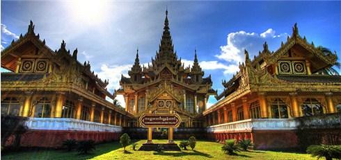 Cùng Mua - Tour Myanmar - Yangon - Bago - Thanlyin 4N3D