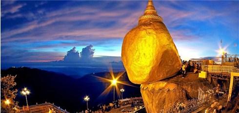 Cùng Mua - Tour Myanmar huyen bi - Yangon - Bago - Kyaikhtiyo 4N3D(Fiditour)