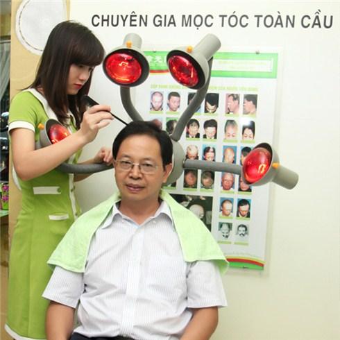 Trị rụng tóc Formula + gội đầu massage tại ZHANG GUANG 101