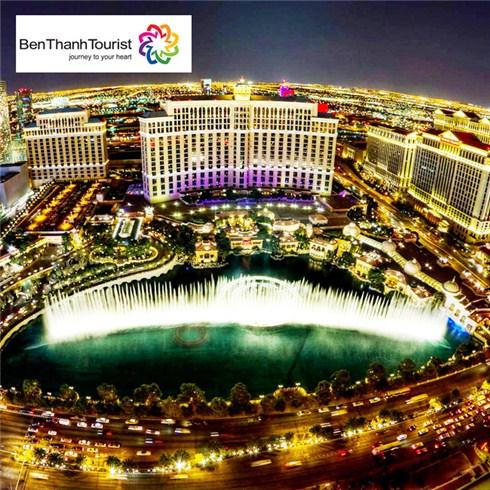 Tour khám phá Bờ Tây Hoa Kỳ - Los Angeles - Las Vegas 7N6Đ