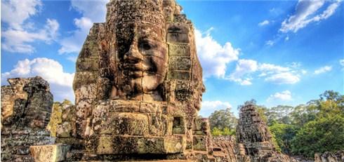 Cùng Mua - Tour Phnom Penh - Siem Riep - Den Angkor Wat huyen bi 4N3D