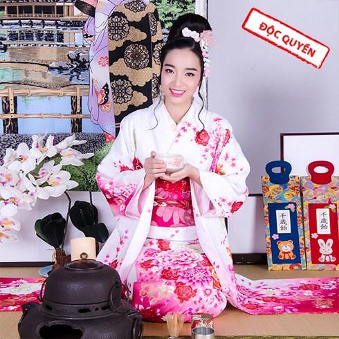 Chụp ảnh nghệ thuật phong cách Nhật truyền thống - Usagi 753
