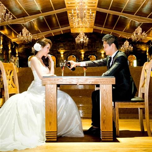 Gói chụp hình cưới - Sunny Studio (tặng 1 tấm hình in lụa)