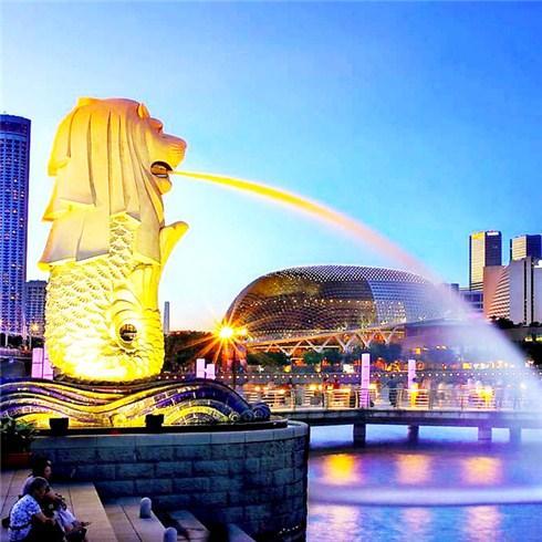 Tour Singapore - Thiên Đường Á Đông - Đảo Sentosa 4N3Đ