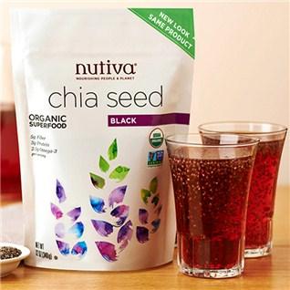 [Tp. HCM] Hạt Chia Nutiva Organic – Thực phẩm dinh dưỡng cho não bộ, Giá: 529.000đ – Giảm -29%