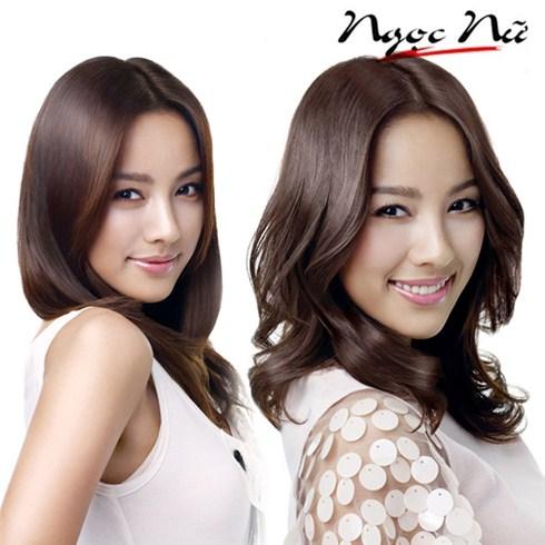Công nghệ phủ mịn làm suôn mượt, phục hồi tóc - Salon Ngọc Nữ