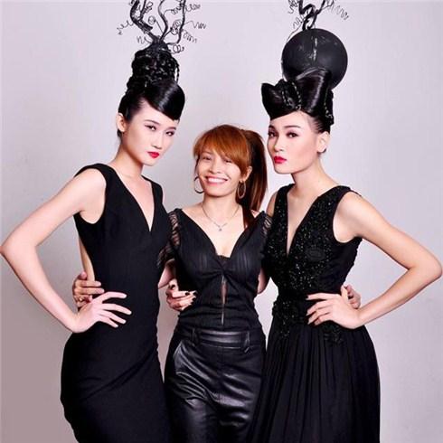Làm tóc trọn gói bằng L'Oreal - Hệ thống salon Hollywood