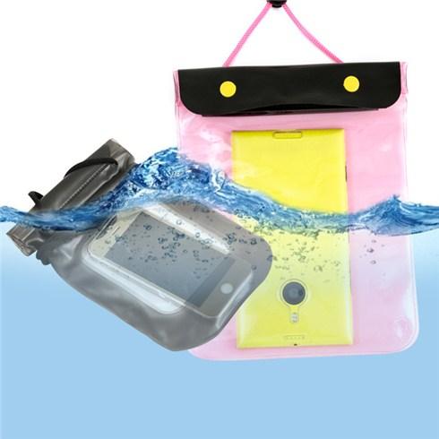 Combo 2 túi chống nước cho điện thoại và iPad