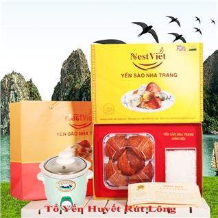 Cùng Mua - Hop 50gr yen huyet rut long - Yen Sao Cao Cap Nha Trang