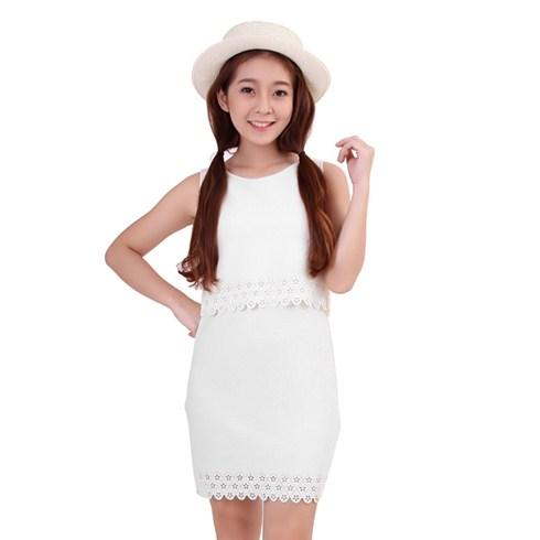 Đầm suông stosy thời trang