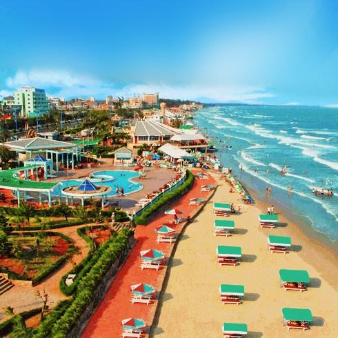 Tour suối khoáng nóng Bình Châu - Biển Hồ Cốc 1 ngày