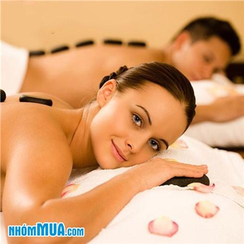 Massage + tắm dưỡng body nghệ, mật ong và sữa - Botanica Spa