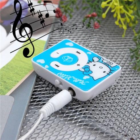 Máy nghe nhạc MP3 họa tiết Hello Kitty