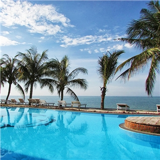 Cùng Mua - Mui Ne Paradise Resort va Spa tieu chuan 3*