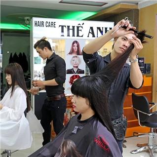 Cùng Mua - Cat, goi, say + phuc hoi collagen tai Salon The Anh