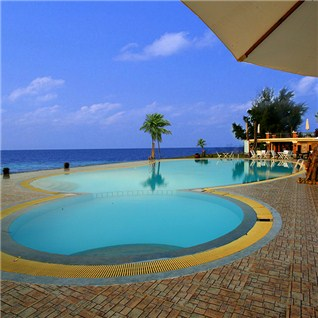 Cùng Mua - Fiore Resort Phan Thiet 4* + An sang buffet + 01 Foot massge