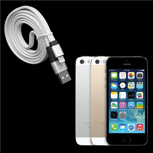 Dây sạc điện thoại Iphone 5 Zadez ZCC-IP05