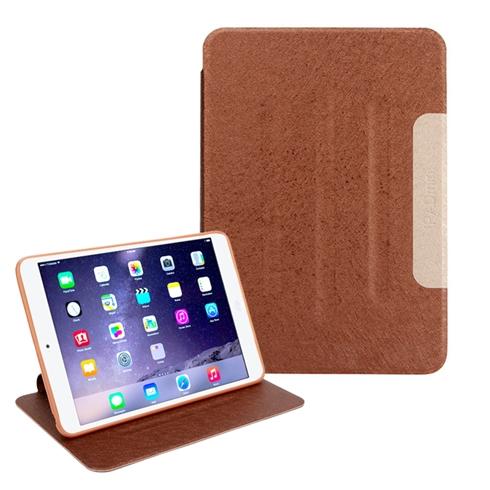 Bao da iPad mini 1,2 Folio Cover - màu nâu