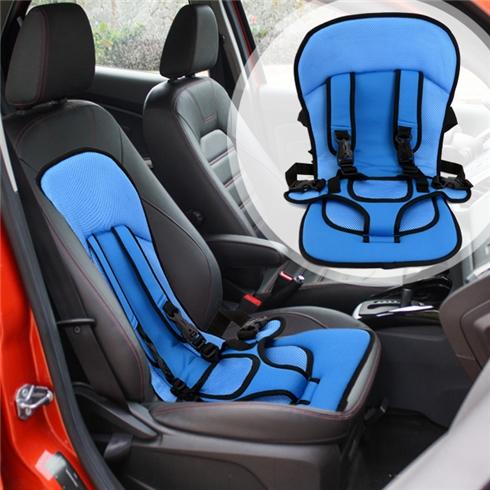 Đai ghế ngồi ô tô đa năng - xanh