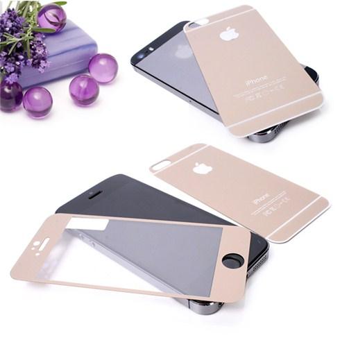 Bộ miếng dán cường lực 2 mặt cho iPhone 5