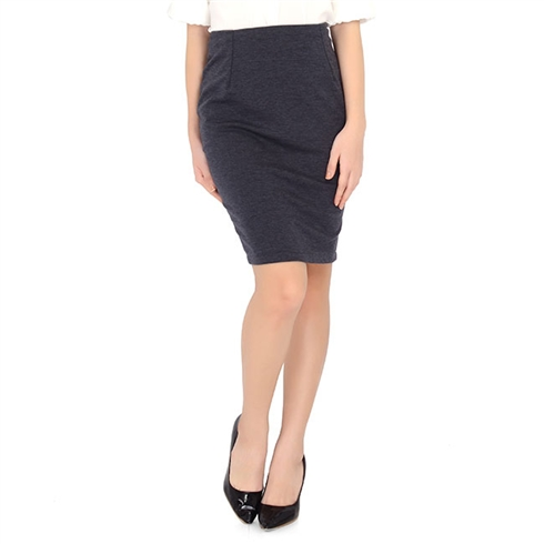 Chân váy ôm xuất khẩu Mary và Beauty màu xám