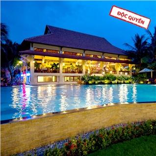 Cùng Mua - Sunny Beach Resort va Spa Phan Thiet 4* + an sang va an toi