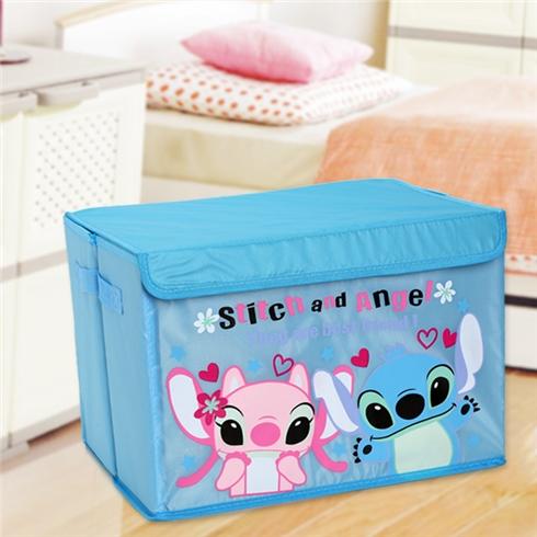 Tủ vải đựng đồ chống thấm khung cứng có nắp và quai xách HV1