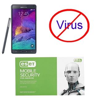 Cùng Mua - Ban quyen phan mem Eset Mobile Security 2015 - 2 user/nam