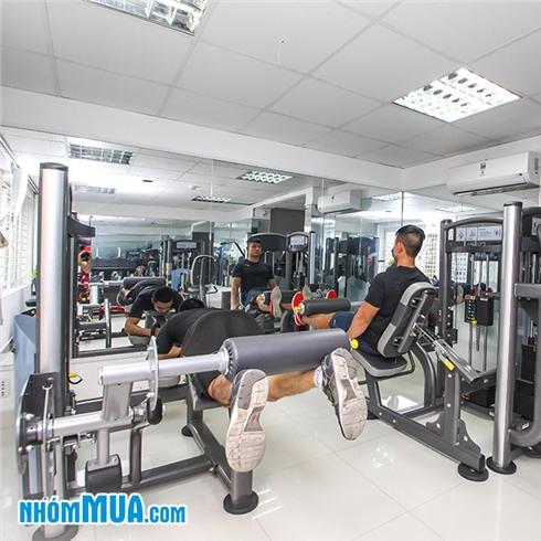 4 tuần tập Gym không giới hạn tại PMH GYM