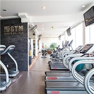 Cùng Mua - 07 lan tap luyen thu khong gioi han tai Airport Gym