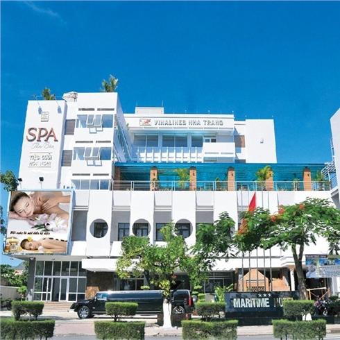 Khách sạn Maritime Nha Trang 3 sao 2N1Đ + buffet sáng