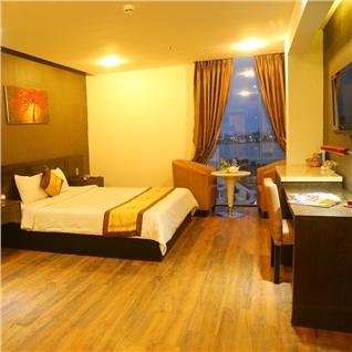 Cùng Mua - GOLD HOTEL DA NANG tieu chuan 3* - Sieu khuyen mai