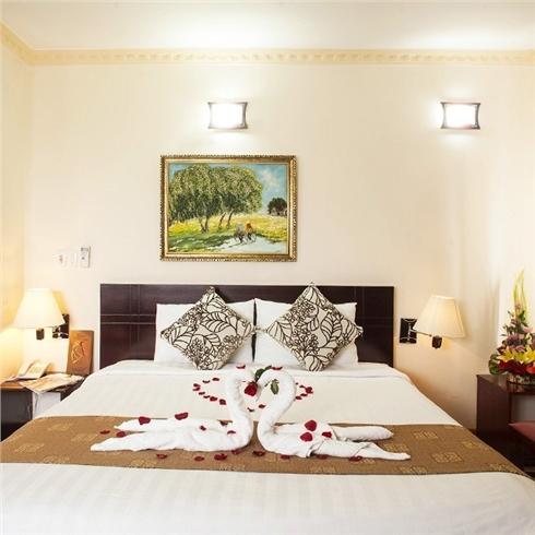 Khách sạn Trendy Đà Nẵng tiêu chuẩn 3*, gần cầu Sông Hàn