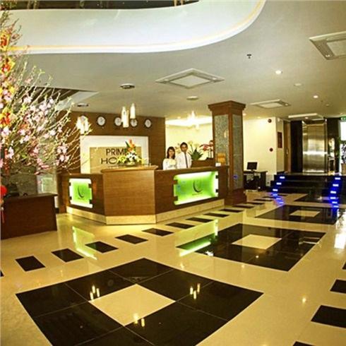 Khách sạn Prime Nha Trang tiêu chuẩn 3* 2N1Đ + buffet sáng