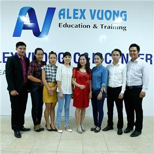 Cùng Mua - Khoa hoc Giao tiep co ban L1 (24 buoi) - Ngoai Ngu Alex Vuong